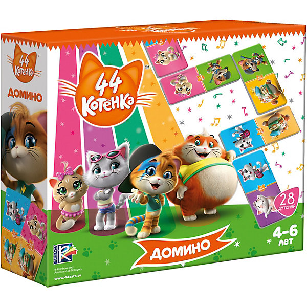 Vladi Toys Игра настольная Vladi Toys 44 Котенка