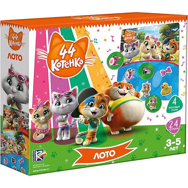Vladi Toys Игра настольная Vladi Toys 44 Котенка Лото