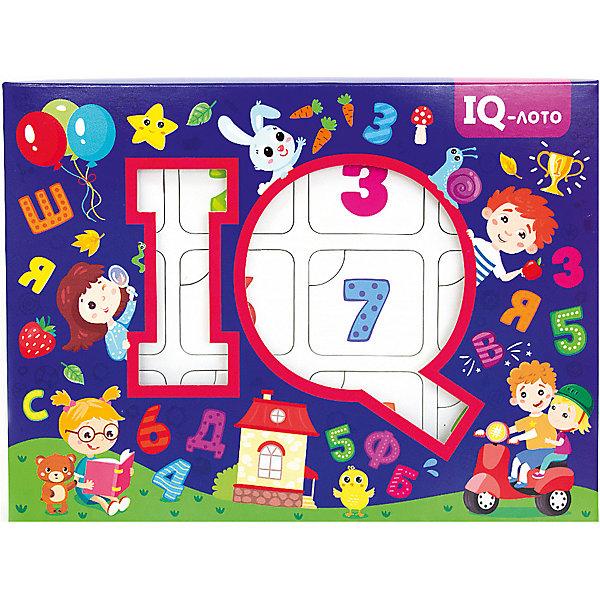 Malamalama Лото-пазл Malamalama IQ. Счёт и алфавит настольные игры умка лото бумажное азбука и счёт