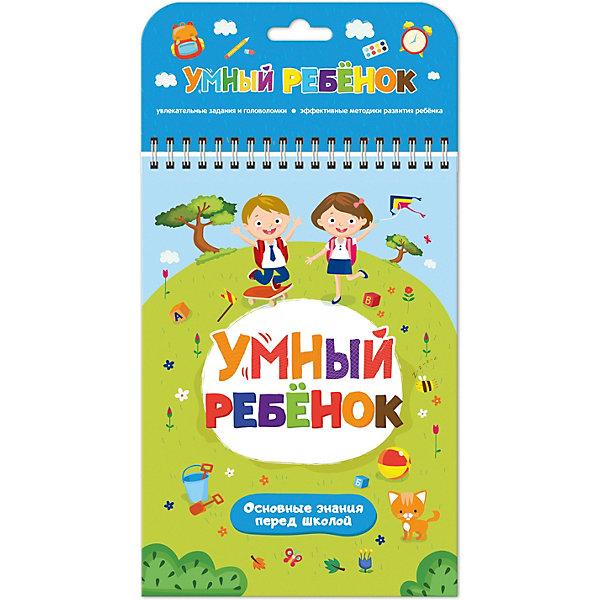 Malamalama Дидактический материал Умный ребенок. Основные знания перед школой