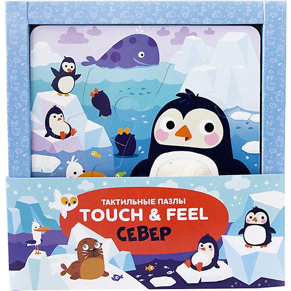 Купить Тактильные пазлы Malamalama Touch & feel. Север, Россия, Унисекс