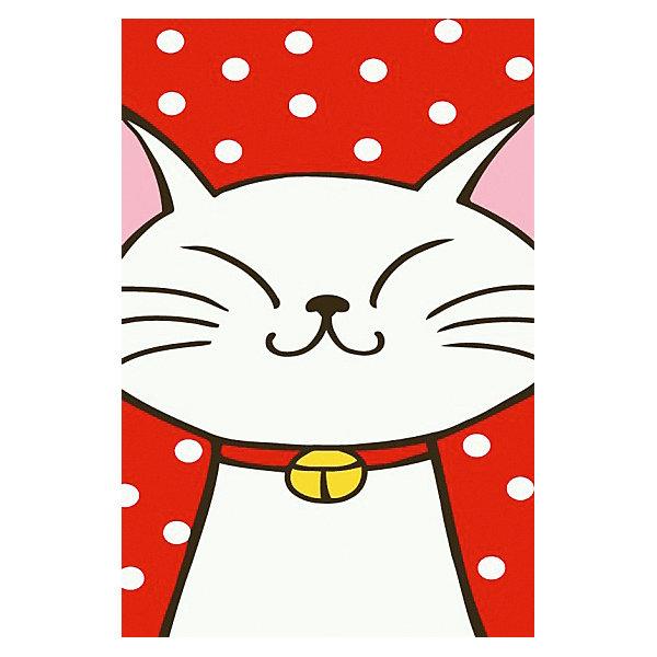 ТМ Цветной Набор для раскрашивания по номерам Цветной Кот