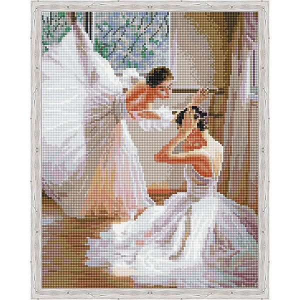 ТМ Цветной Набор для создания картины из мозаики Урок балета