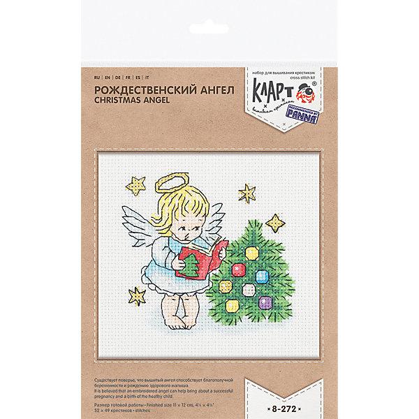 Klart Набор для вышивания Рождественский ангел