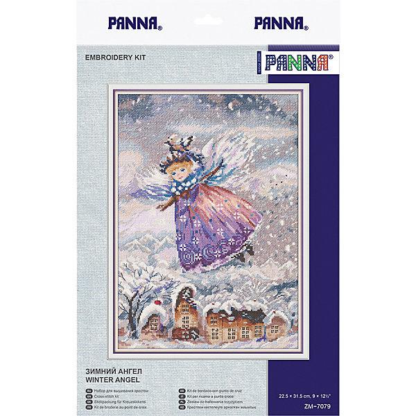 Panna Набор для вышивания Зимний ангел