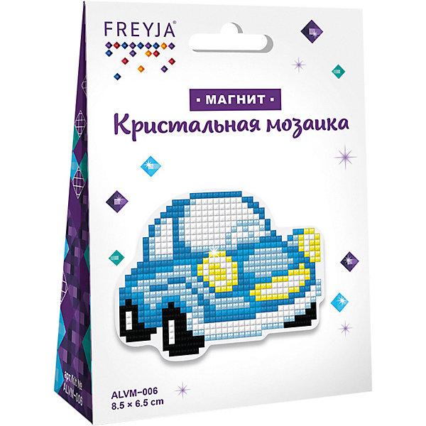 Купить Кристальная мозаика-магнит Фрея, Машинка, Россия, Унисекс