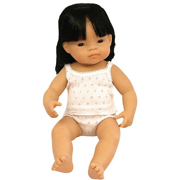 Miniland Кукла Девочка азиатка, 38 см