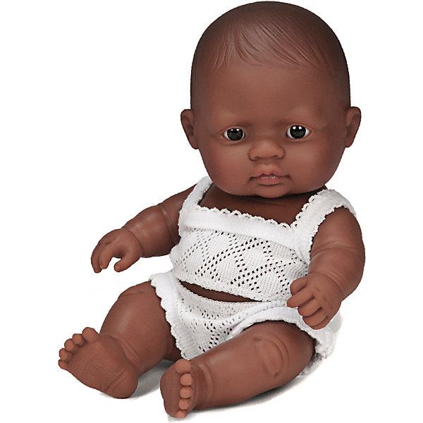 Miniland Кукла Мальчик латиноамериканец, 21 см
