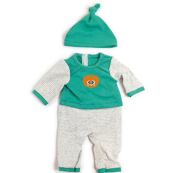 Miniland Комплект одежды для куклы 40 см