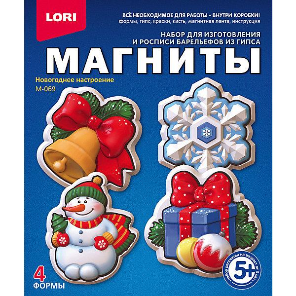Купить Магниты из гипса Lori Новогоднее настроение , Россия, Унисекс