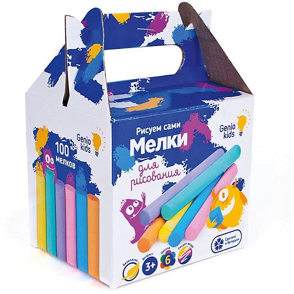 Купить Мелки для рисования Dream Makers, Беларусь, разноцветный, Унисекс