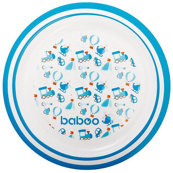 Baboo Тарелка плоская Tansport