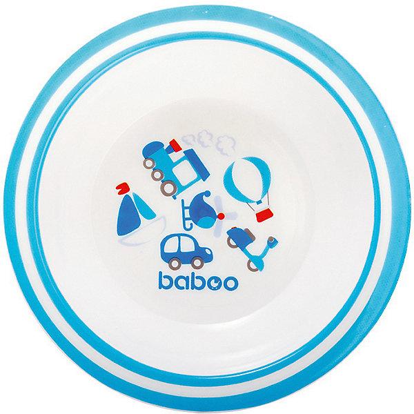 Baboo Тарелка глубокая Transport