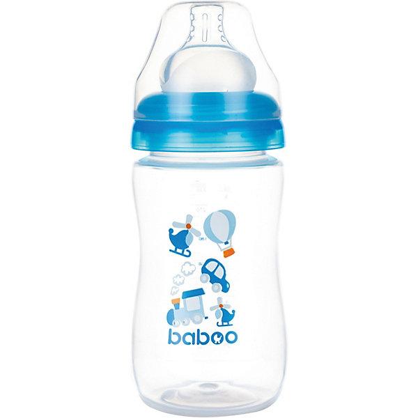 Baboo Бутылочка для кормления Transport 230 мл