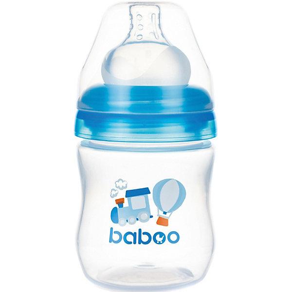 Baboo Бутылочка для кормления Transport 130 мл