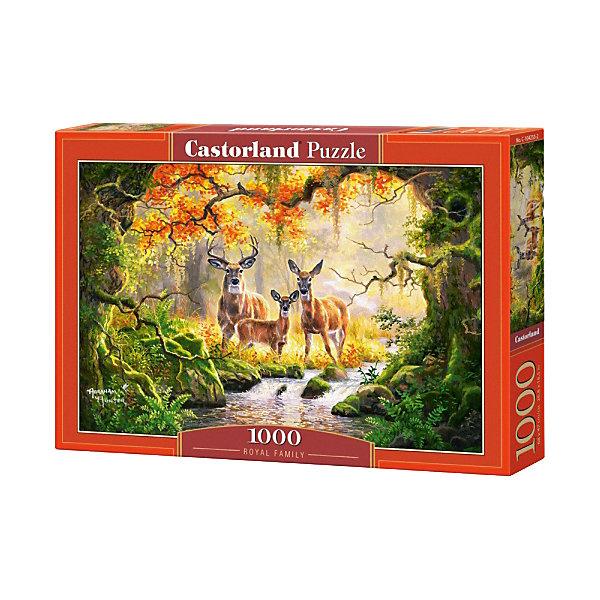 Купить Пазл Castorland Королевская семья , 1000 деталей, Польша, Унисекс