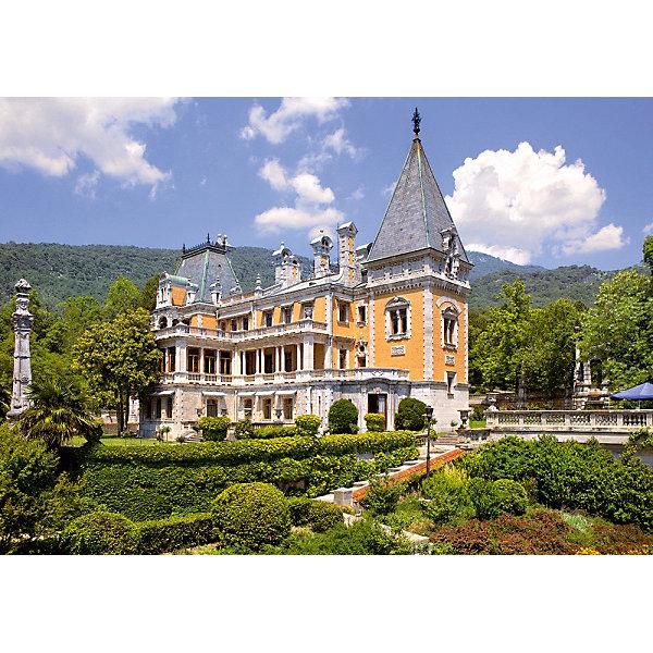 Пазл Castorland Массандровский дворец, Крым, 500 деталей 13138083