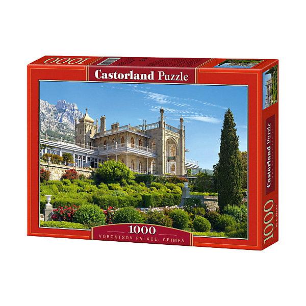 Castorland Пазл Воронцовский дворец, Крым, 1000 деталей