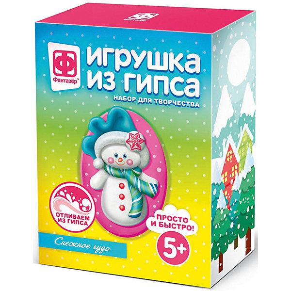 Фантазер Игрушка из гипса Фантазер Снежное чудо
