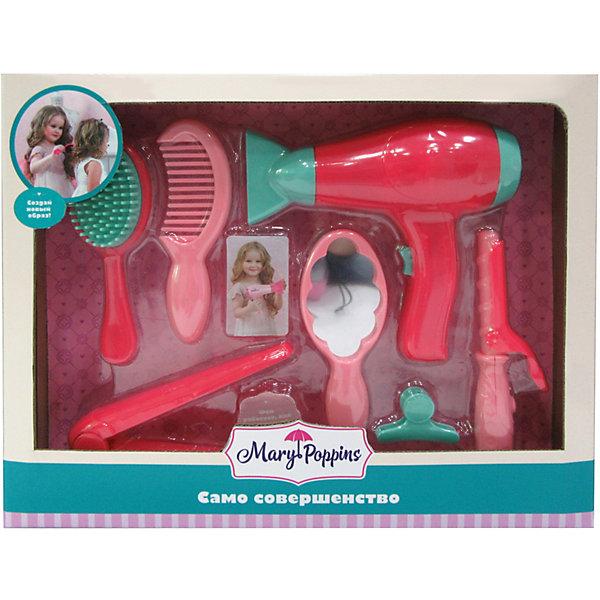 Купить Парикмахерский набор Mary Poppins Само совершенство, коралловый, Китай, разноцветный, Женский