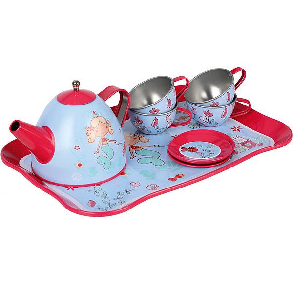 Mary Poppins Набор посуды Mary Poppins Русалка набор посуды mary poppins корона 13 предметов фарфоровая 453013