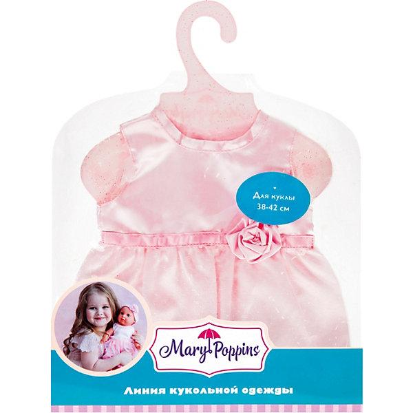 Mary Poppins Одежда для куклы Платье Розочка