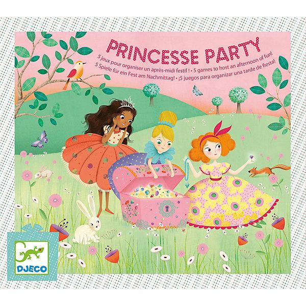 DJECO Настольная игра Принцессы