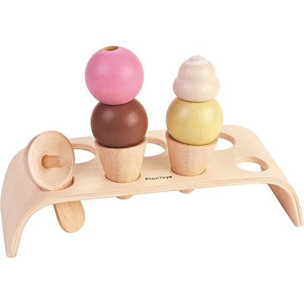 Plan Toys Игровой набор Мороженое
