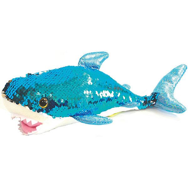 Devik Toys Мягкая игрушка Акула Ванесса