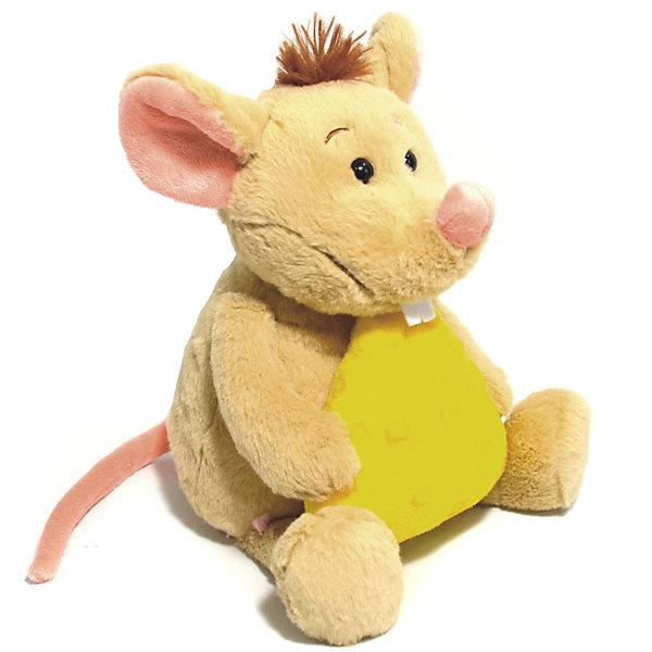 Devik Toys Мягкая игрушка Мышонок Люк