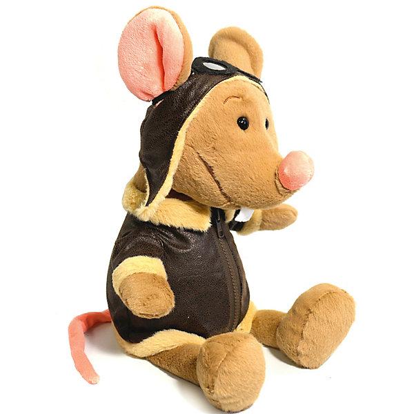 Devik Toys Мягкая игрушка Мышка Антуан