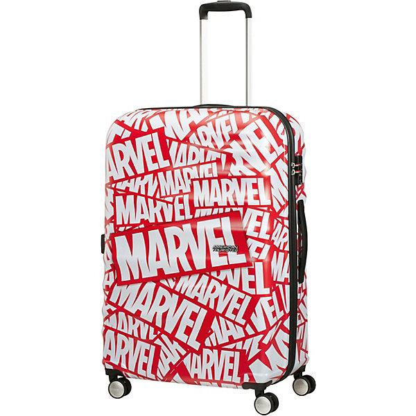 American Tourister Чемодан American Tourister Marvel, высота 77 см чемодан airport 77 см черный 4 колеса