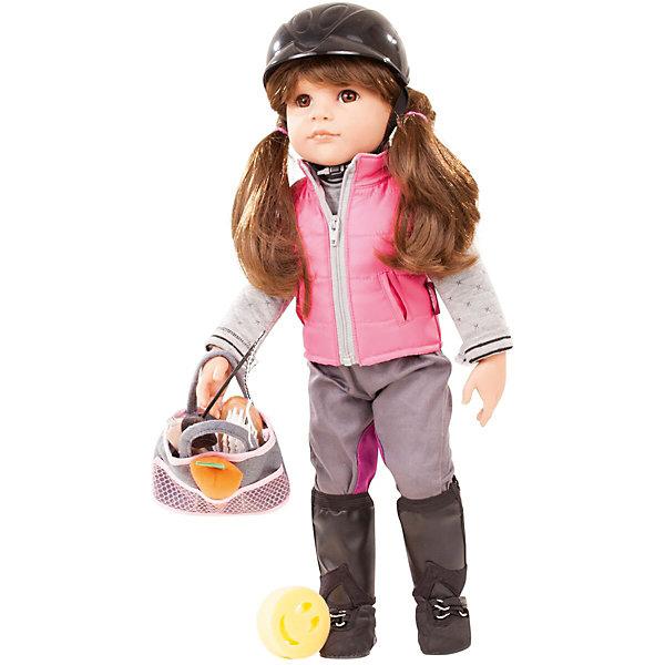 Купить Кукла Gotz Ханна Верховая езда , 50 см, Götz, Женский