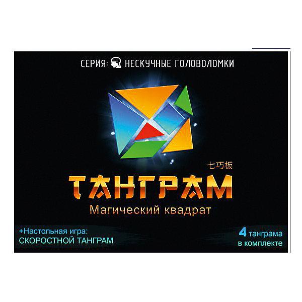 Нескучные игры Настольная игра-головоломка Танграм