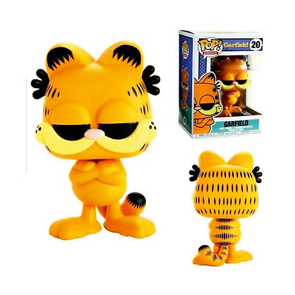 Funko Фигурка Funko POP! Vinyl: Garfield: Гарфилд, 40172 цена и фото