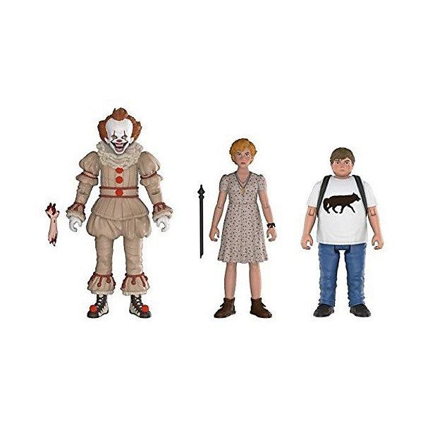 Funko Набор фигурок Action Figures: Оно Пеннивайз, Беверли и Бен, 30011