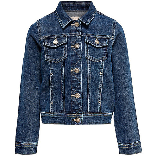 KIDS ONLY Джинсовая куртка Kids Only куртка утепленная only only on380ewcayp2