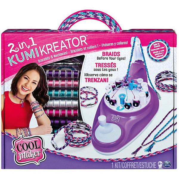 Cool Maker Набор для творчества Kumi Kreator, 2 в 1