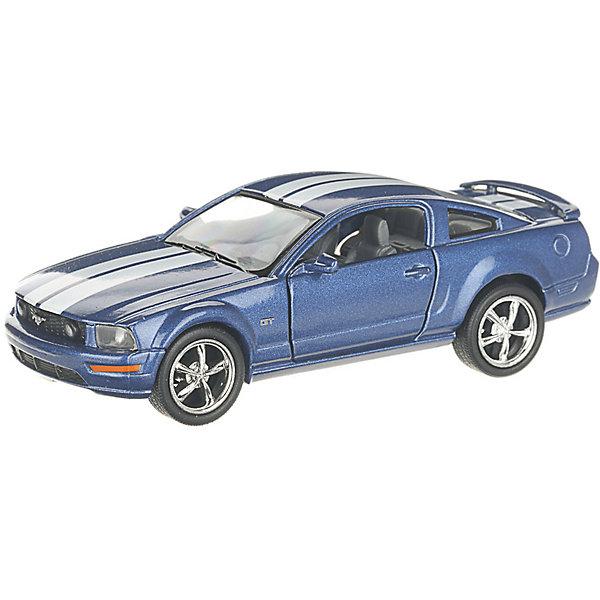 Купить Коллекционная машинка Serinity Toys Ford Mustang GT, синяя, Гонконг, Унисекс