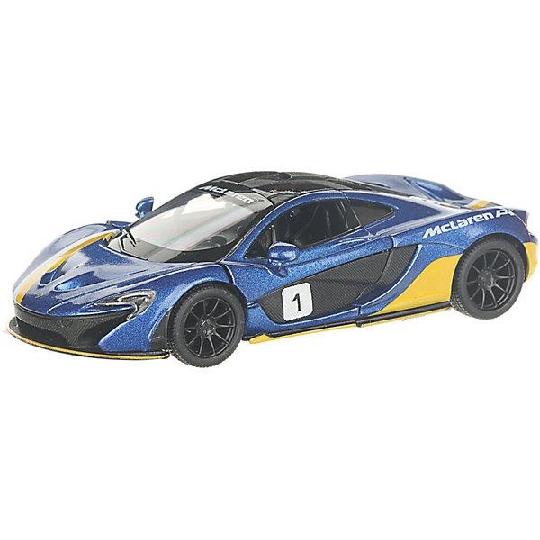 Купить Коллекционная машинка Serinity Toys McLaren P1, синяя, Гонконг, Унисекс