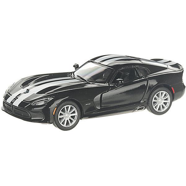 Коллекционная машинка Serinity Toys 2013 Dodge SRT Viper GTS, чёрная фото