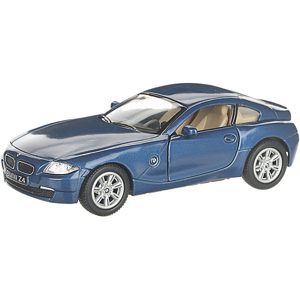 Купить Коллекционная машинка Serinity Toys BMW Z4 Купе, синяя, Гонконг, Унисекс