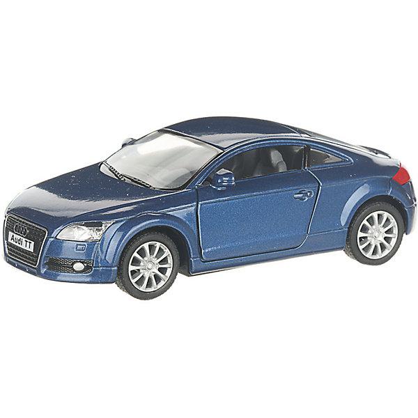Купить Коллекционная машинка Serinity Toys Audi ТТ 2008, синяя, Гонконг, Унисекс