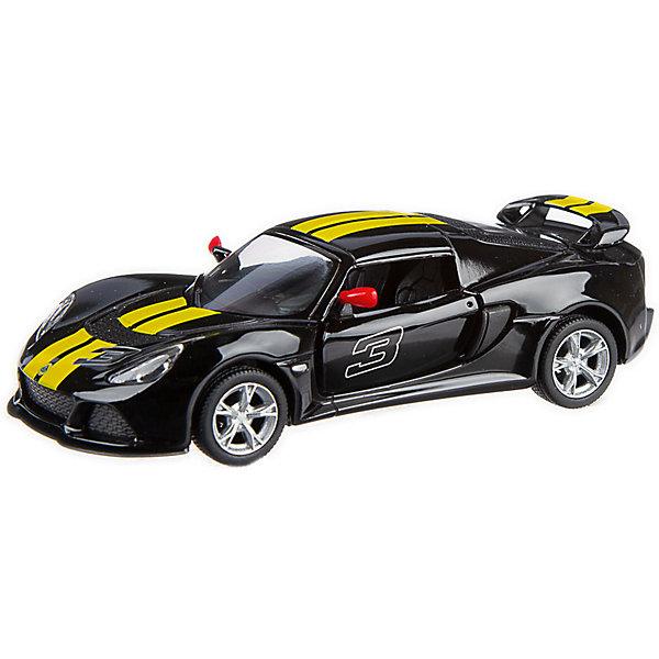 Serinity Toys Коллекционная машинка 2012 Lotus Exige S, чёрная