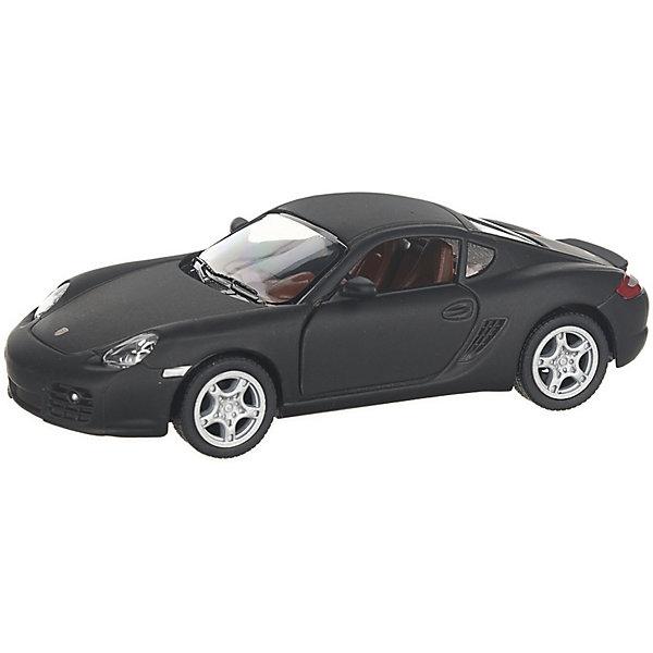 Serinity Toys Коллекционная машинка Serinity Toys Porsche Carrera GT, чёрная carrera carrera master