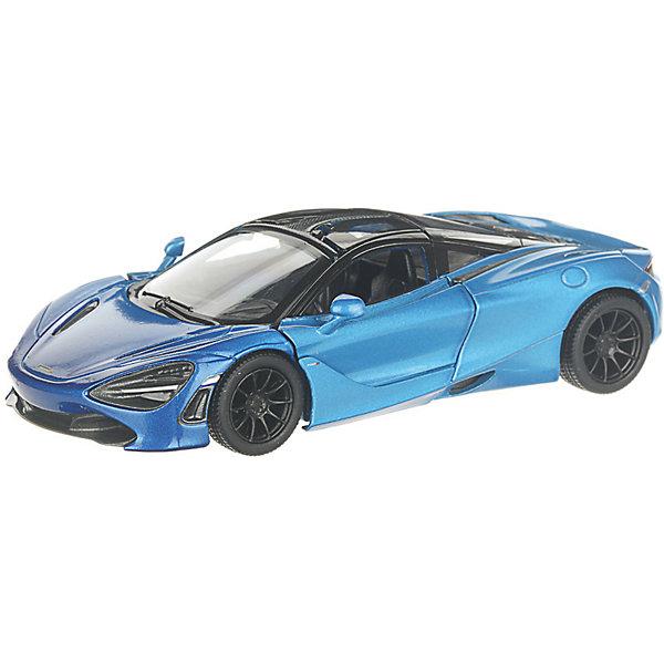 Фото - Serinity Toys Коллекционная машинка Serinity Toys McLaren MSO 720S раскрашенный, голубая serinity toys коллекционная машинка serinity toys mclaren p1 синяя
