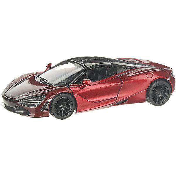 Коллекционная машинка Serinity Toys McLaren MSO 720S раскрашенный, красная   13233384