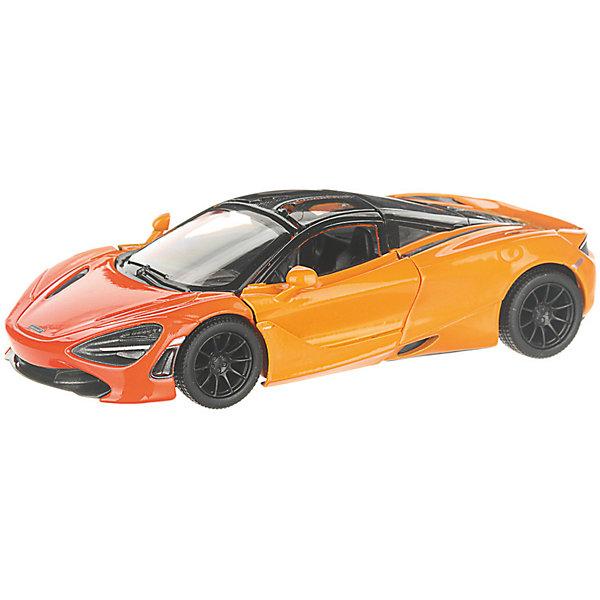 Фото - Serinity Toys Коллекционная машинка Serinity Toys McLaren MSO 720S раскрашенный, оранжевая serinity toys коллекционная машинка serinity toys mclaren p1 синяя
