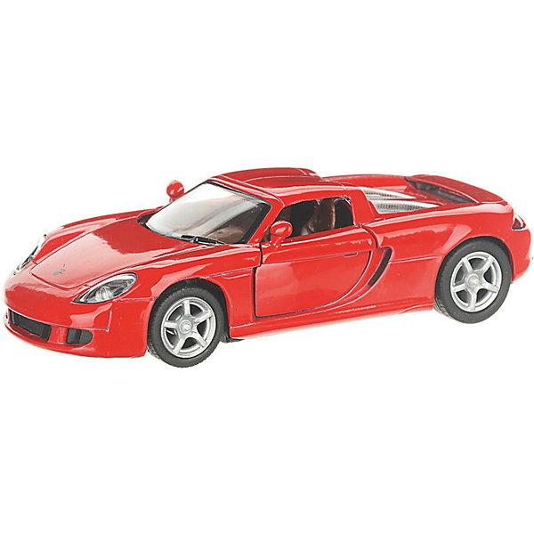 Serinity Toys Коллекционная машинка Serinity Toys Porsche Carrera GT, красная carrera carrera master