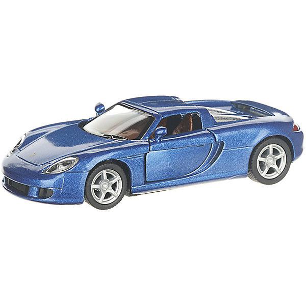 Serinity Toys Коллекционная машинка Serinity Toys Porsche Carrera GT, синяя carrera carrera master